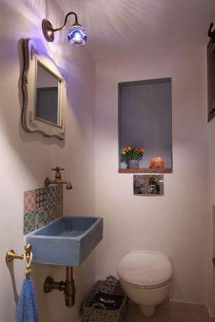 חדר אמבט בעיצוב רטרו מנימליסטי ומיוחד בעיצוב ותכנון של נגה ארנסון