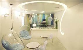 עיצוב מודרני ליוגורטיה בתכנון ועיצוב של סטודיו קרן רוזנר