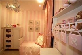 חדר ילדים בעיצוב קלאסי מקסים עם דגש על הפרטים הקטנים בתכנון ועיצוב של A&E DESIGN