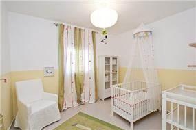 חדר תינוקות בעיצוב ותכנון של  A&E Design