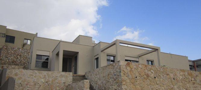 תכנון וילה במצפה מנות בגליל המערבי