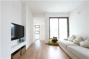 פינת טלוויזיה בעיצוב Saab Architects