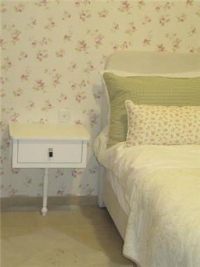 חדר שינה בסגנון כפרי בעיצוב פילצקי עיצובים