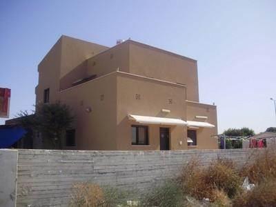 חזית בית בתכנון יעקב אדרי אדריכלות