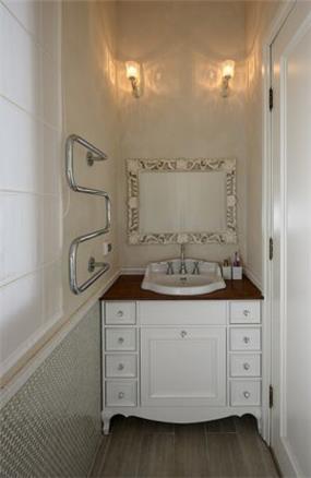 חדר אמבט בעיצוב שירלי דן