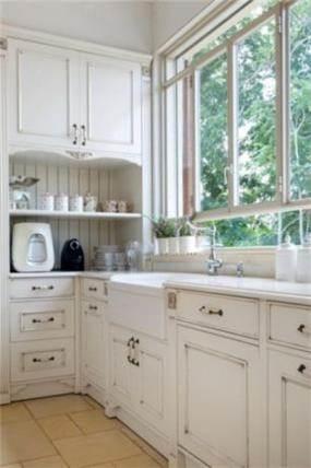 מבט אל המטבח, בעיצוב שירלי דן