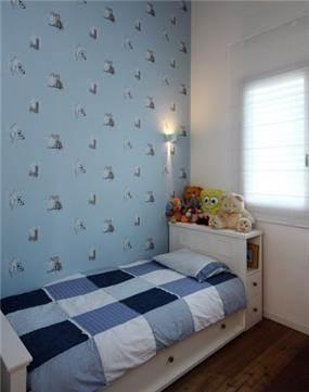 חדר ילדים, עיצוב: שירלי דן