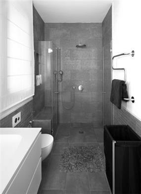 חדר אמבטיה , עיצוב : שירלי דן