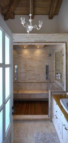 חדר אמבטיה מרשים, בעיצוב שירלי דן
