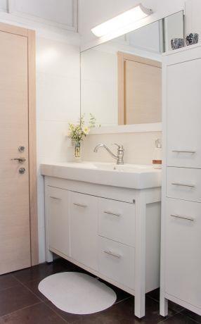 חדר אמבטיה בעיצוב מרב כורי - הפוך הוא