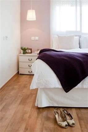 חדר שינה הורים -  בעיצוב ליהי שמאי