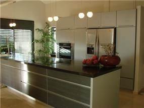עיצוב מטבח - סטודיו פופה