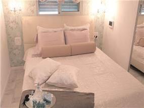 חדר שינה רומנטי - סטודיו פופה