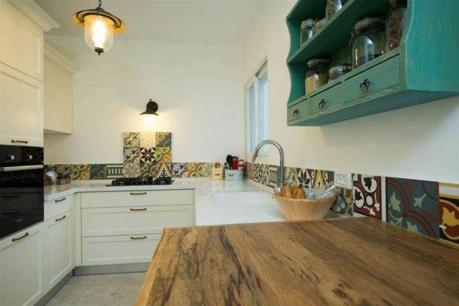 מטבח מעוצב - סטודיו פופה
