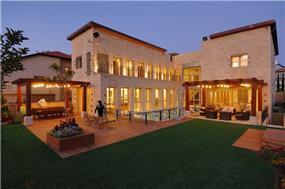 בית בשרון - אבי שטרנפלד אדריכלים