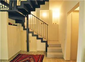 חלל מדרגות - אורלי ערן, אדריכלות ועיצוב פנים