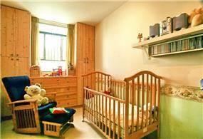 חדר תינוקות - אורלי ערן, אדריכלות ועיצוב פנים