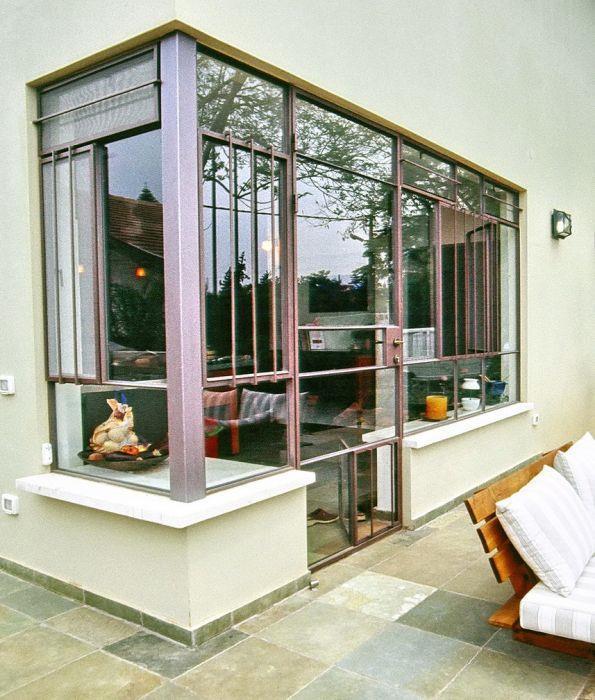 דלת וחלונות - אורלי ערן, אדריכלות ועיצוב פנים