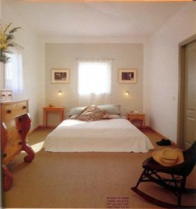 חדר שינה - אורלי ערן, אדריכלות ועיצוב פנים