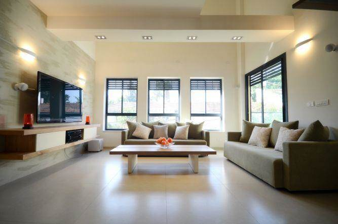 סלון, עיצוב: Gilad Interior Design