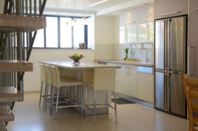 מטבח, עיצוב: Gilad Interior Design.