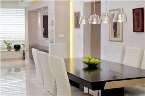 פינת אוכל בעיצוב Gilad Interior Design