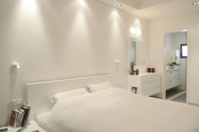 חדר שינה, בעיצוב: Gilad Interior Design