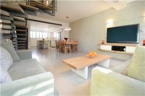 מטבח וסלון Gilad Interior Design
