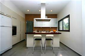 מטבח - דנה רצון-ערן גלן, סטודיו לאדריכלות ועיצוב פנים