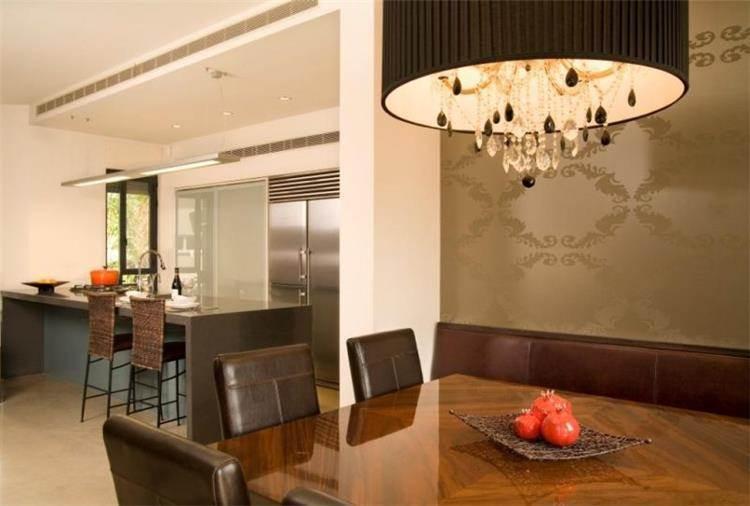 פינת אוכל ומטבח - דנה רצון-ערן גלן, סטודיו לאדריכלות ועיצוב פנים