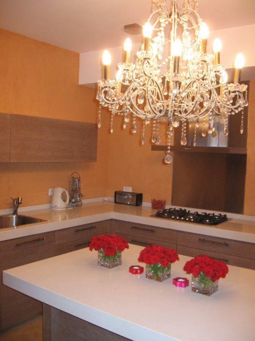 מטבח עם אי - דנה רצון-ערן גלן, סטודיו לאדריכלות ועיצוב פנים