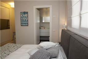 חדר שינה בעיצוב מירב שלום