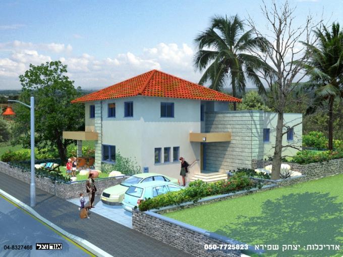 בית פרטי - הדמיה, ליעד אדריכלים