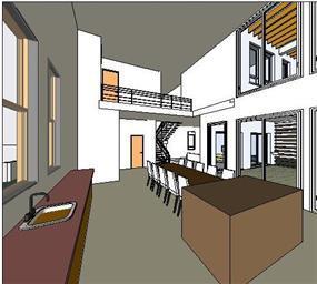 בית משפחת נחמני, כפר מנחם - ליעד אדריכלים