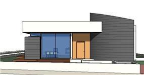 בית משפחת חלווה, כפר חיטים - ליעד אדריכלים