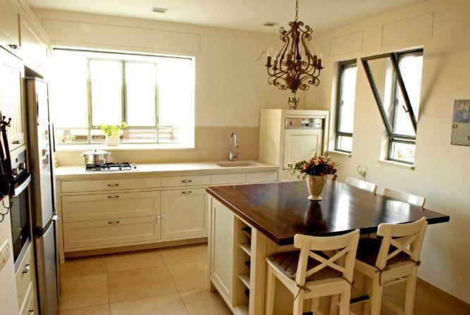 מטבח בנירית-עיצוב ליאת הראל