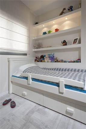 חדר ילדים בעיצוב ליאת הראל