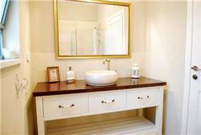 חדר אמבטיה בנירית בעיצוב ליאת הראל
