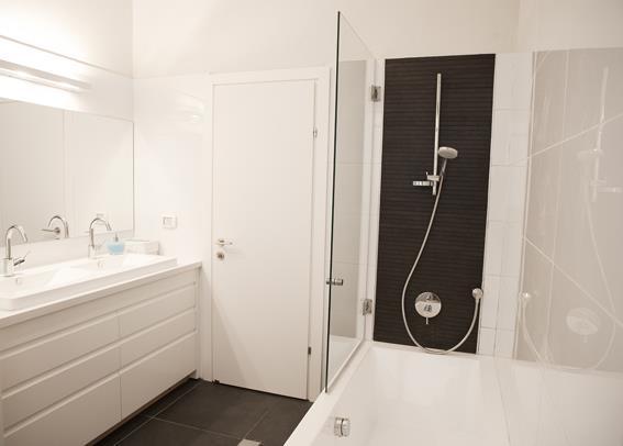 חדר אמבט בהוד השרון-עיצוב ליאת הראל