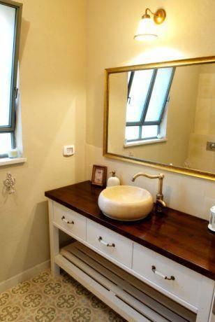 חדר אמבטיה בנירית-עיצוב ליאת הראל