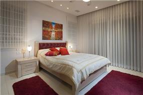 חדר שינה בעיצוב ליאת הראל