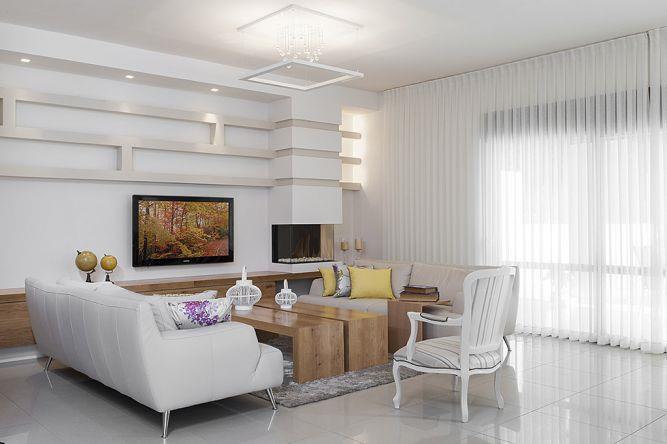 בית פרטי בתל מונד-עיצוב ליאת הראל