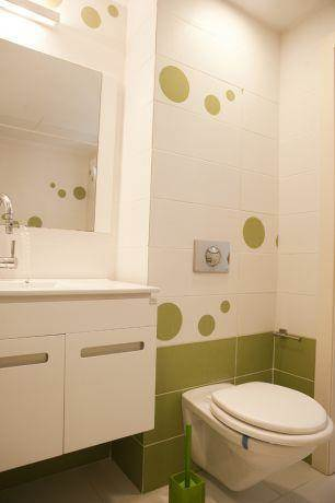 חדר אמבטיה בבת ים-עיצוב ליאת הראל