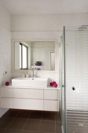 חדר אמבטיה בבית פרטי בעיצוב ליאת הראל