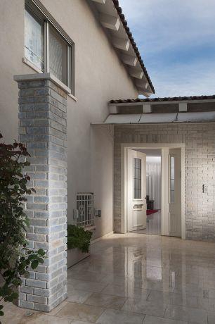 חזית בית פרטי ברמות השבים בעיצוב ליאת הראל