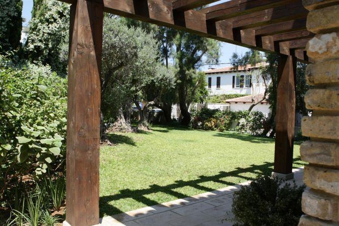 בית פרטי בכפר שמריהו בעיצוב גני עמרם