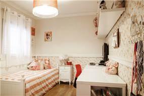 חדר ילדים בעיצוב אלקה רימר