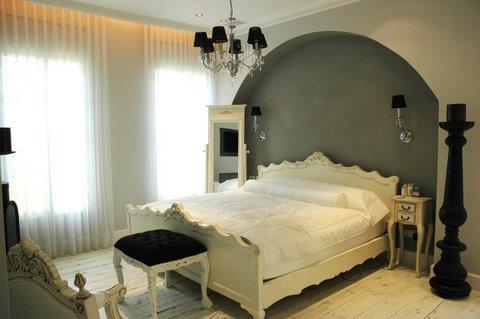 חדר שינה בעיצובה של אלקה רימר