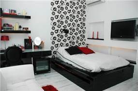 חדר שינה בעיצוב אלקה רימר