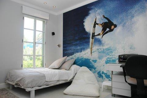 חדר ילדים בעיצובה של אלקה רימר